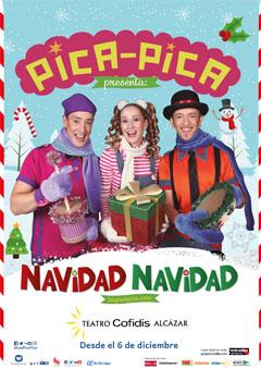 Pica Pica «Navidad Navidad»