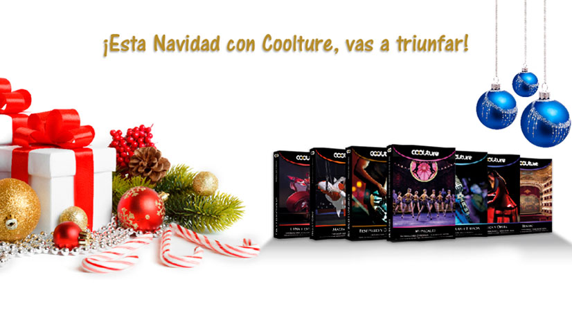 Estas navidades regala cultura con Coolturebox