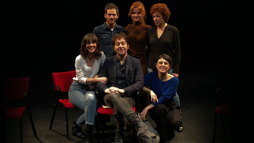 'Una vida americana' llega al Teatro Galileo