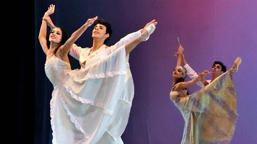 Concurso 'Carmen – Ballet Clásico de Cuba F. Alonso'