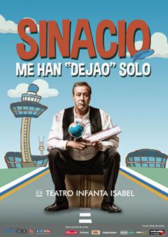 """Sinacio – Me han """"dejao"""" solo"""