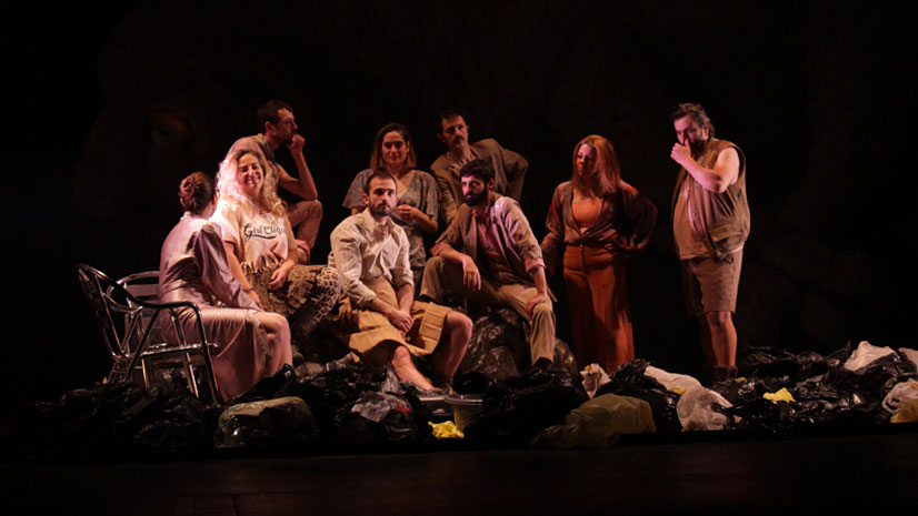 'Escenas de caza' de Alberto Velasco llega al Teatro Kamikaze