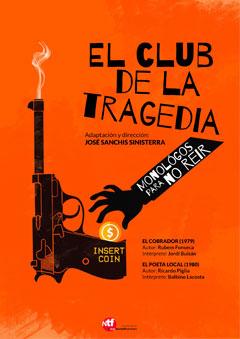 Martes Fronterizo – El Club de la Tragedia