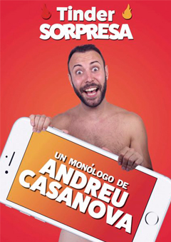 Tinder sorpresa – Andreu Casanova