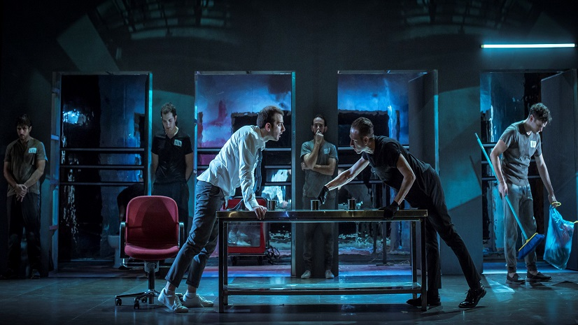 'En la Fundación' vuelve al Teatro Conde Duque