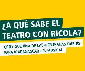 ¿A qué sabe el teatro con Ricola? 300×250