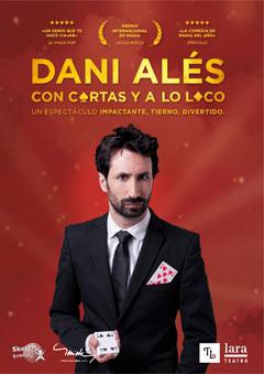 Dani Alés : Con cartas y a lo loco