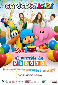 El cumple de Pocoyó – Conecta Kids