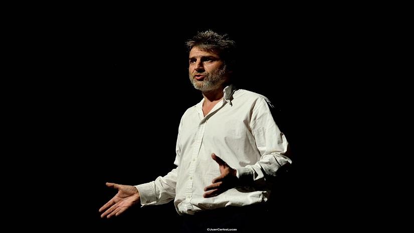 'Autorretrato de un joven capitalista español' contra la censura de la verdad