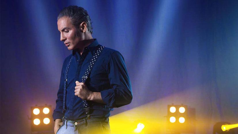 'Pitingo' y su concierto intercultural