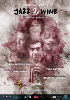 V Festival Ingenia Jazz&Wine 2019