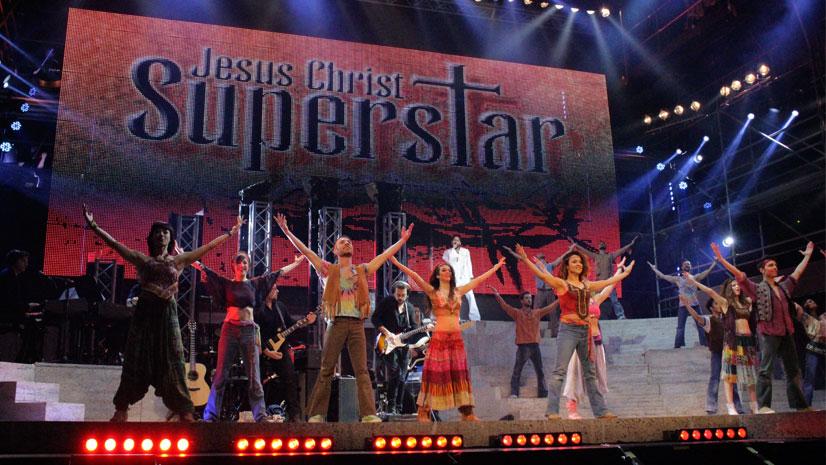 El mítico musical Jesus Christ Superstar aterriza en el Teatro de la Luz Philips Gran Vía