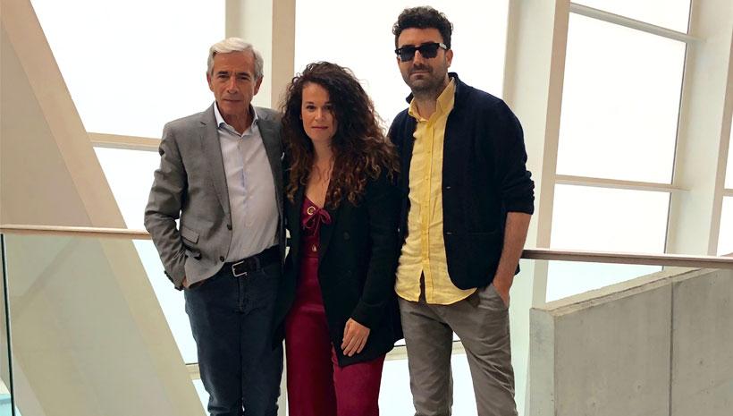 El esperado regreso de Imanol Arias al teatro con 'La vida a palos'