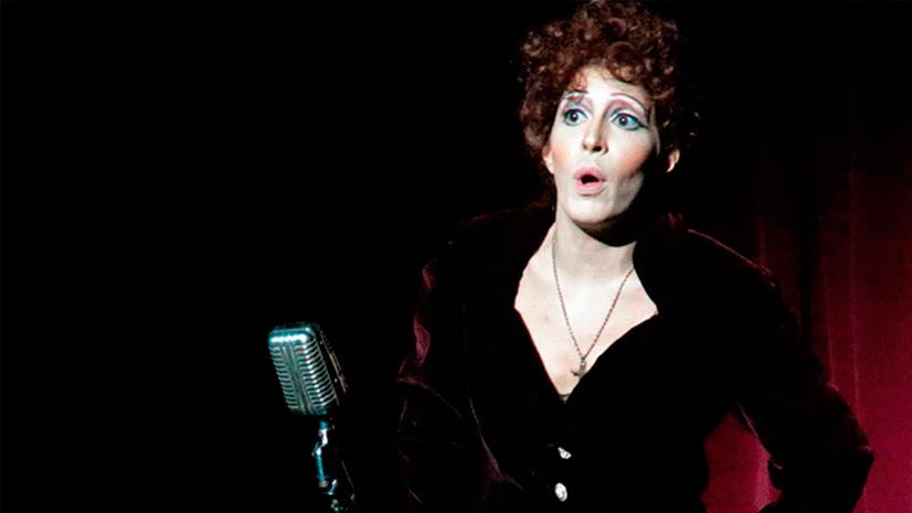 'Piaf, voz y delirio', un viaje musical maravilloso