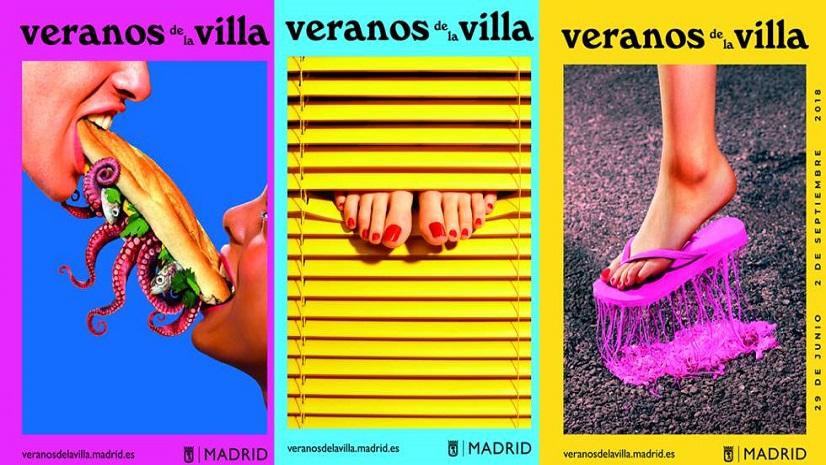Llega el gran festival del verano de Madrid: Los Veranos de la Villa 2018