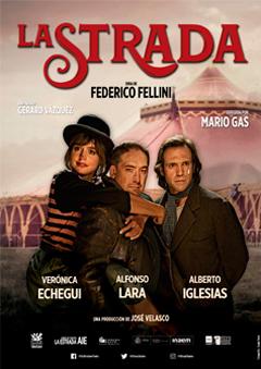El Neorrealismo de 'La Strada' de Fellini a escena