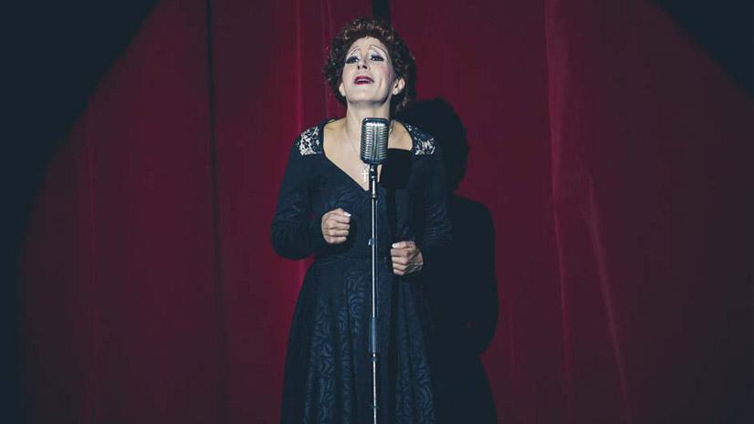 Concurso 'Piaf, voz y delirio'