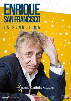 Enrique San Francisco – La penúltima