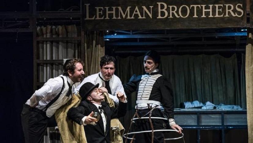 'Lehman Trilogy', de aquellos barros…