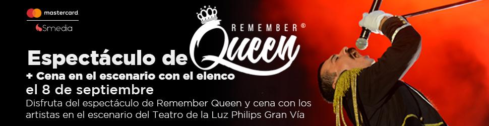 Mastercard Priceless Queen + Cena 970×250