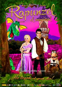 Rapunzel, el musical