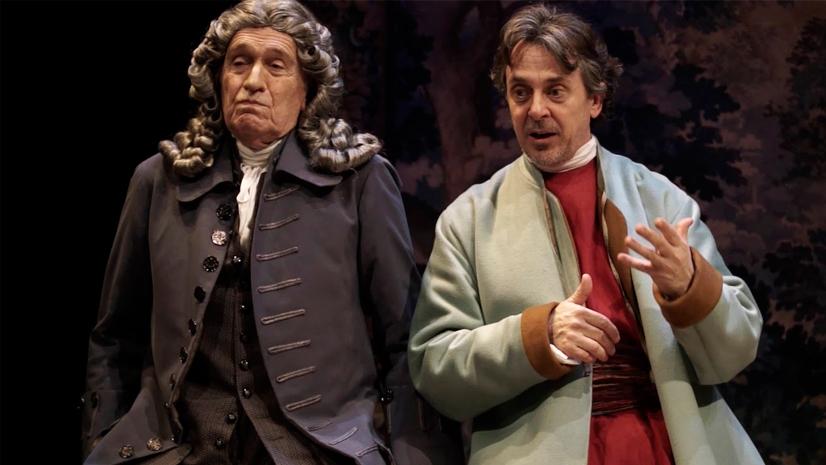 'Voltaire/Rousseau. La Disputa', ¿y tú de qué lado estás?
