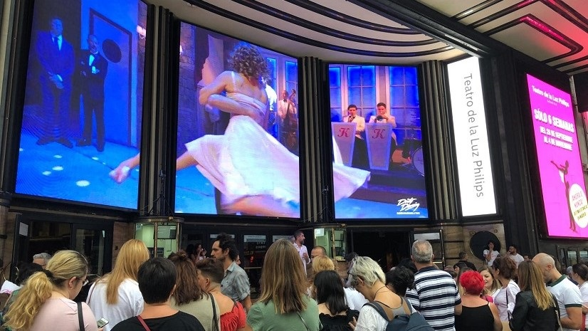 Tras una gira triunfal, el musical 'Dirty Dancing' regresa a Madrid