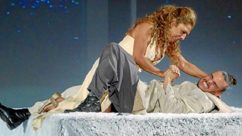 Vuelve la 'Fedra' más ardiente de Eurípides