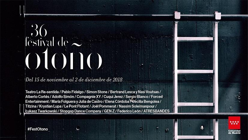 La 36 edición del Festival de Otoño vuelve a sus orígenes otoñales