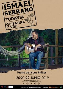Ismael Serrano – Todavía, una gira en acústico