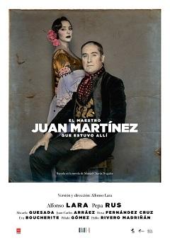 No me olvides (el maestro Juan Martínez que estaba allí)