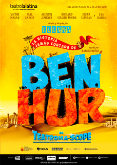 La loca, loca historia de Ben-Hur