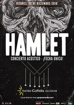 Hamlet – Concierto acústico