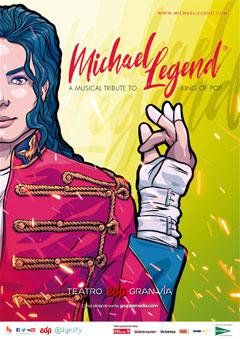 Ben Jackson presume de inmortalidad en su tributo a Michael Jackson
