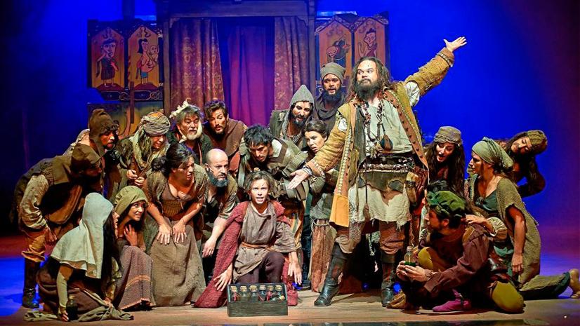 'El médico, el musical', un despliegue técnico y vocal a la altura de Broadway
