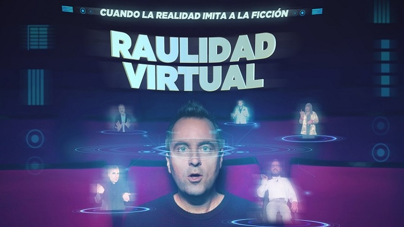 'Raulidad virtual', el remedio definitivo contra el aburrimiento