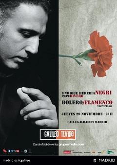 Enrique Heredia y Pepe Rivero: Bolero-Flamenco