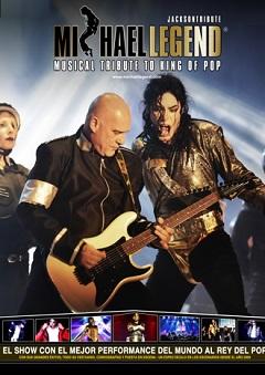 Michael Leyend – Tributo a Michael Jackson