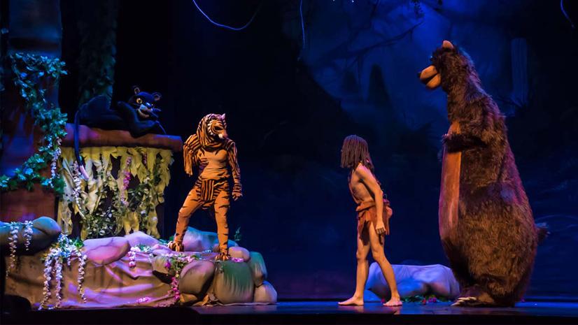 Concurso 'Mowgli, el cachorro humano'