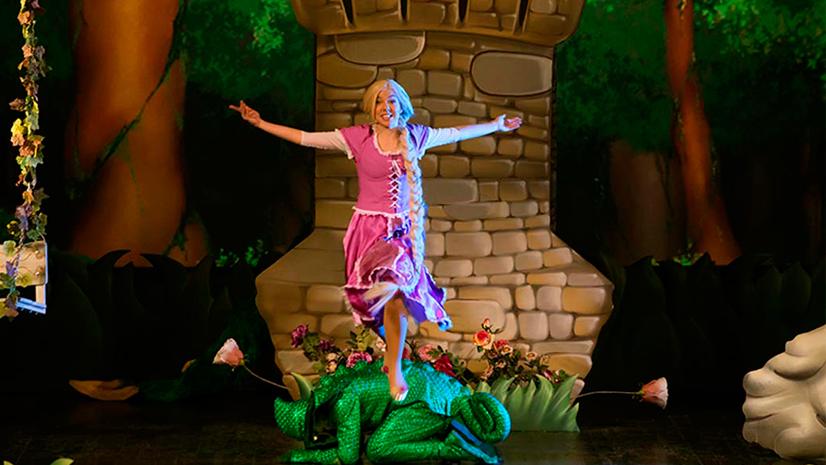 Concurso 'Rapunzel'