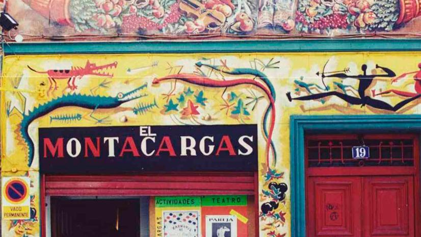 Teatro El Montacargas