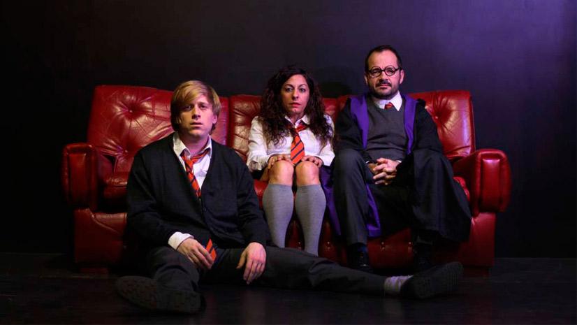 'El gran despipote', una parodia magicómica