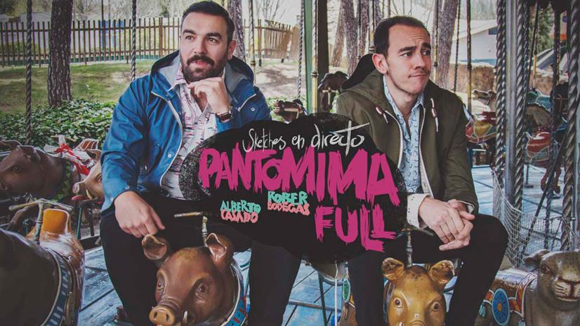 Concurso 'Pantomima Full'