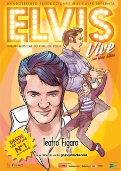 Elvis Vive – Tributo a Elvis Presley