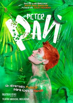Peter Pan, un musical muy especial