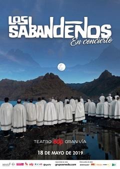 Los Sabandeños en concierto