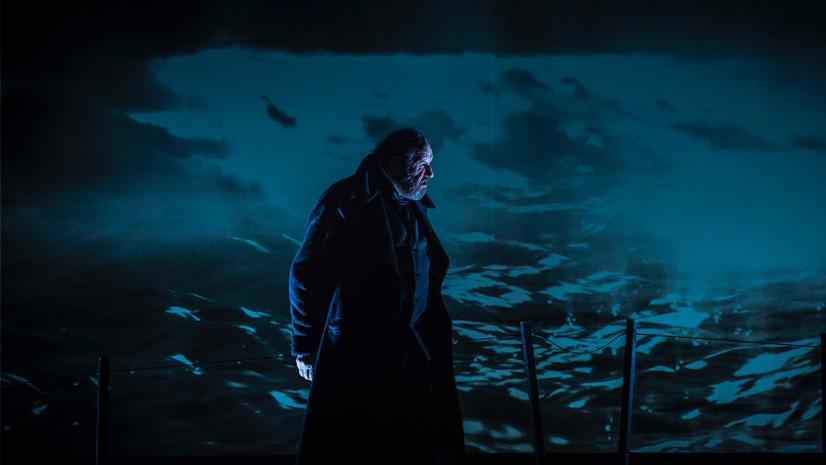 "'Moby Dick', maravilloso montaje con ""locura enloquecida"""