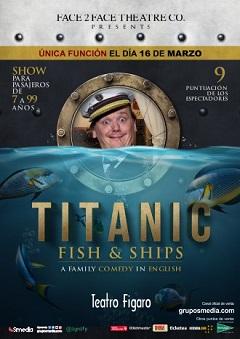 Titanic – Fish & Ships