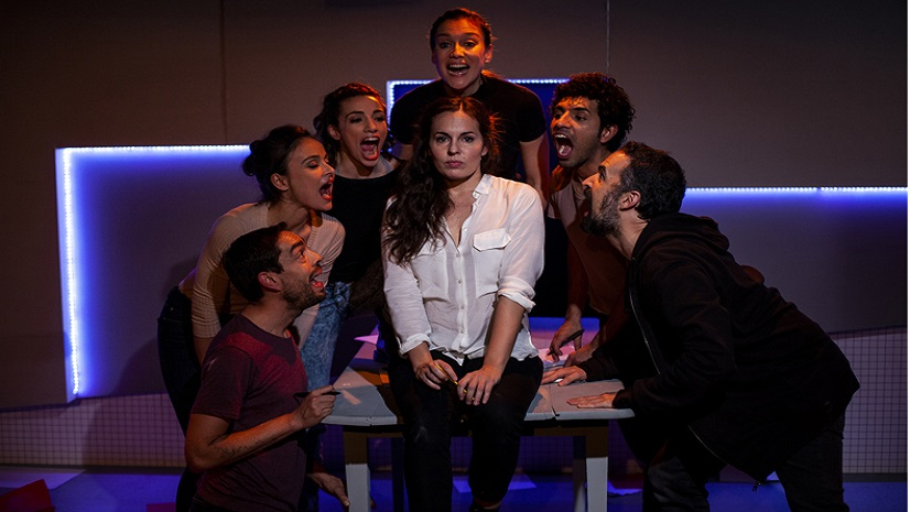'Impulsos (BPM)', la escritura dramática a pie de escenario