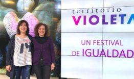 El Teatro Fernán Gómez y Territorio Violeta unidos por la igualdad